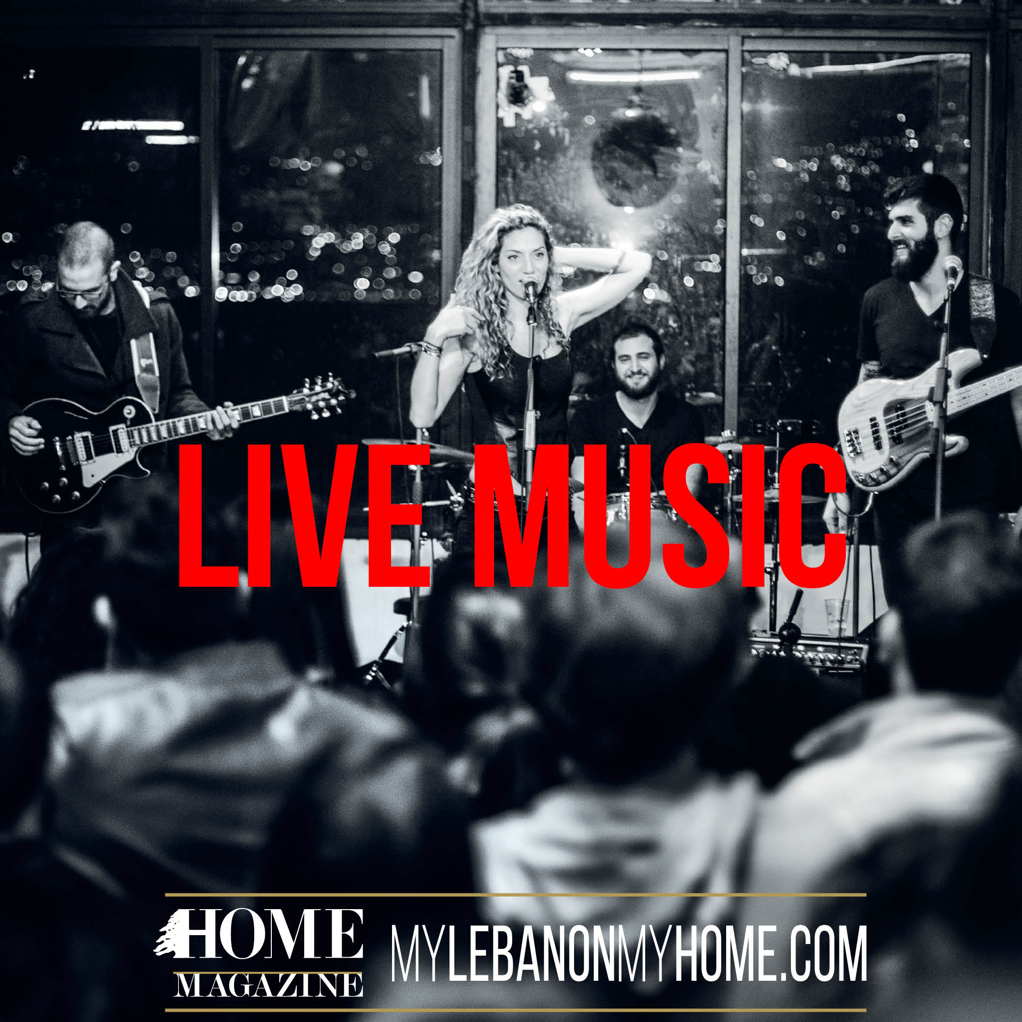 LIVE MUSIC IS THRIVING IN LEBANON