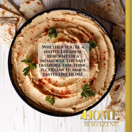 """Whether you're a native Lebanese resident or a member of the vast diaspora, one thing is certain: Hummus tastes like home"""