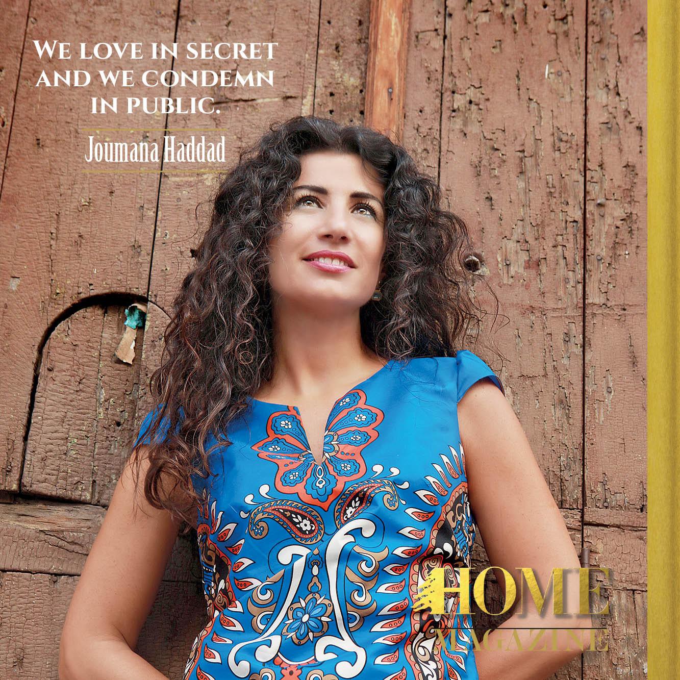 Joumana Haddad: Outspoken Writer Raises Her Voice In Politics