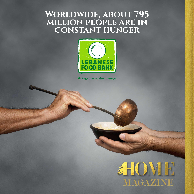 Lebanese Food Bank: Together Against Hunger