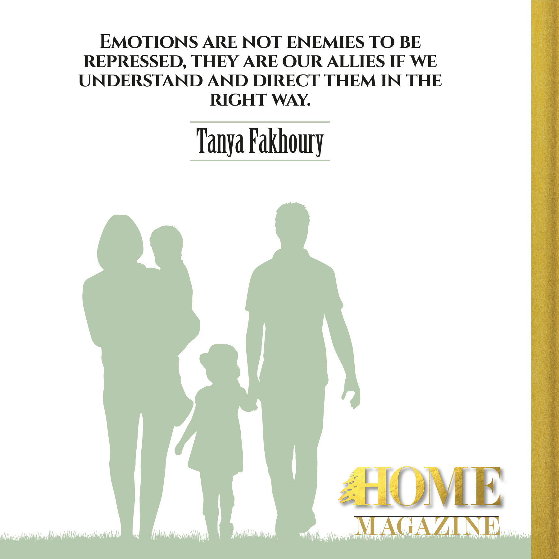 Tanya Fakhoury: Changing The Parenting Perspective in Dubai