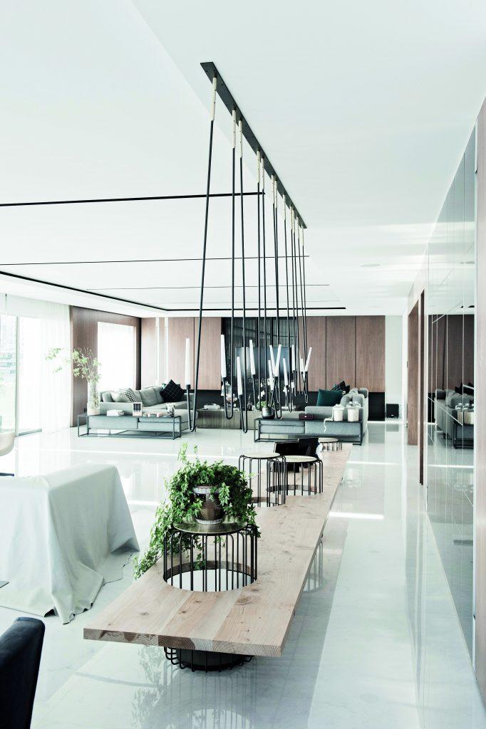Interior & Gastronomy