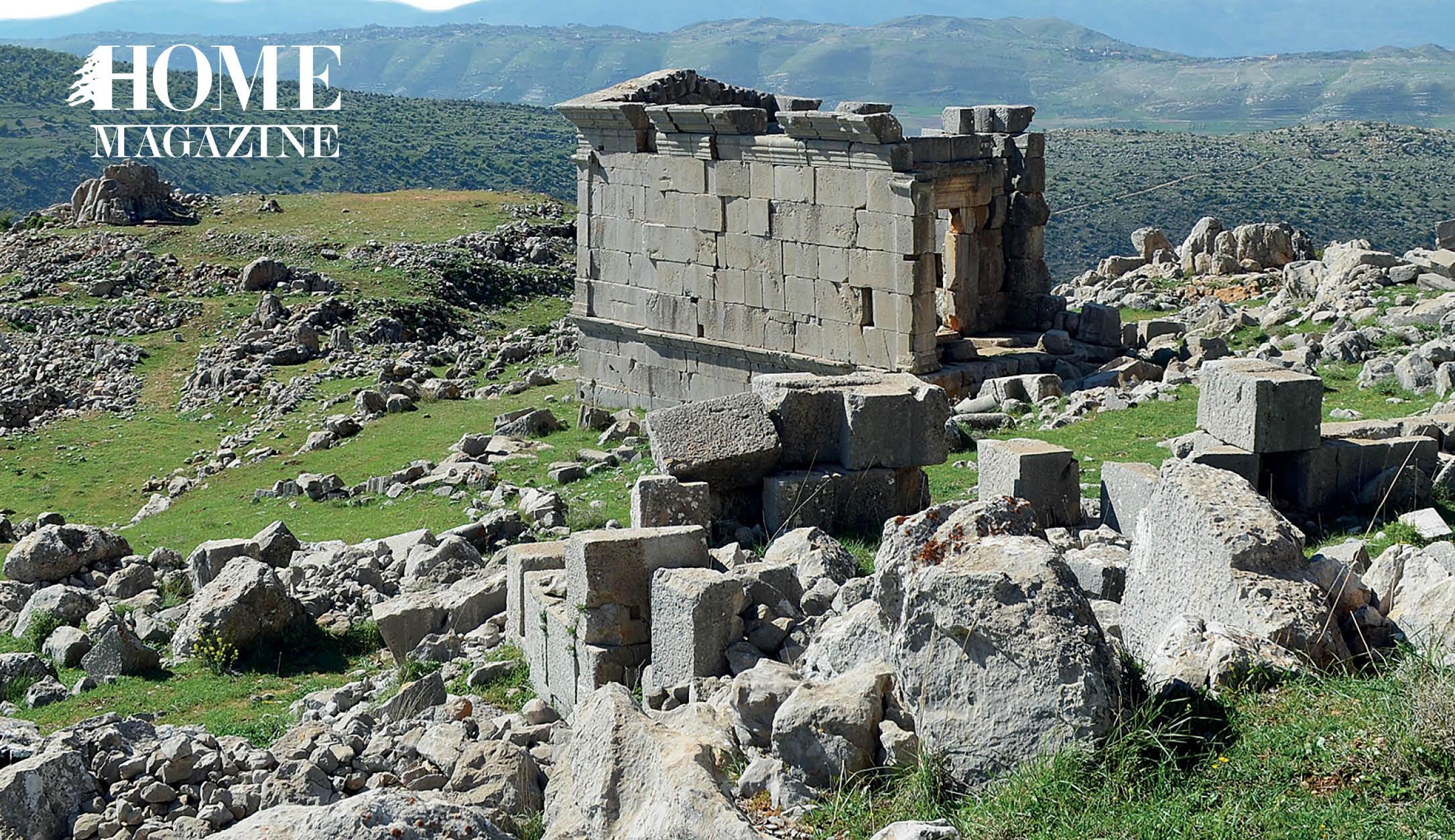 Roman Temples of Mount Hermon