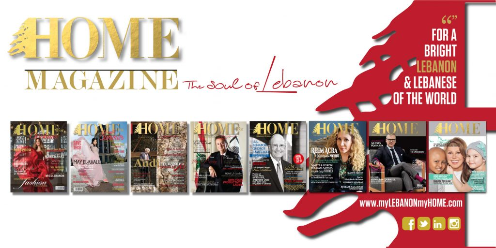 HOME Magazine | The Soul of Lebanon