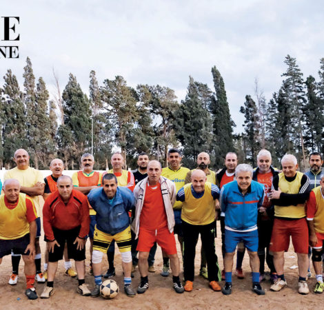 Football in Tyre - HOME Magazine 1