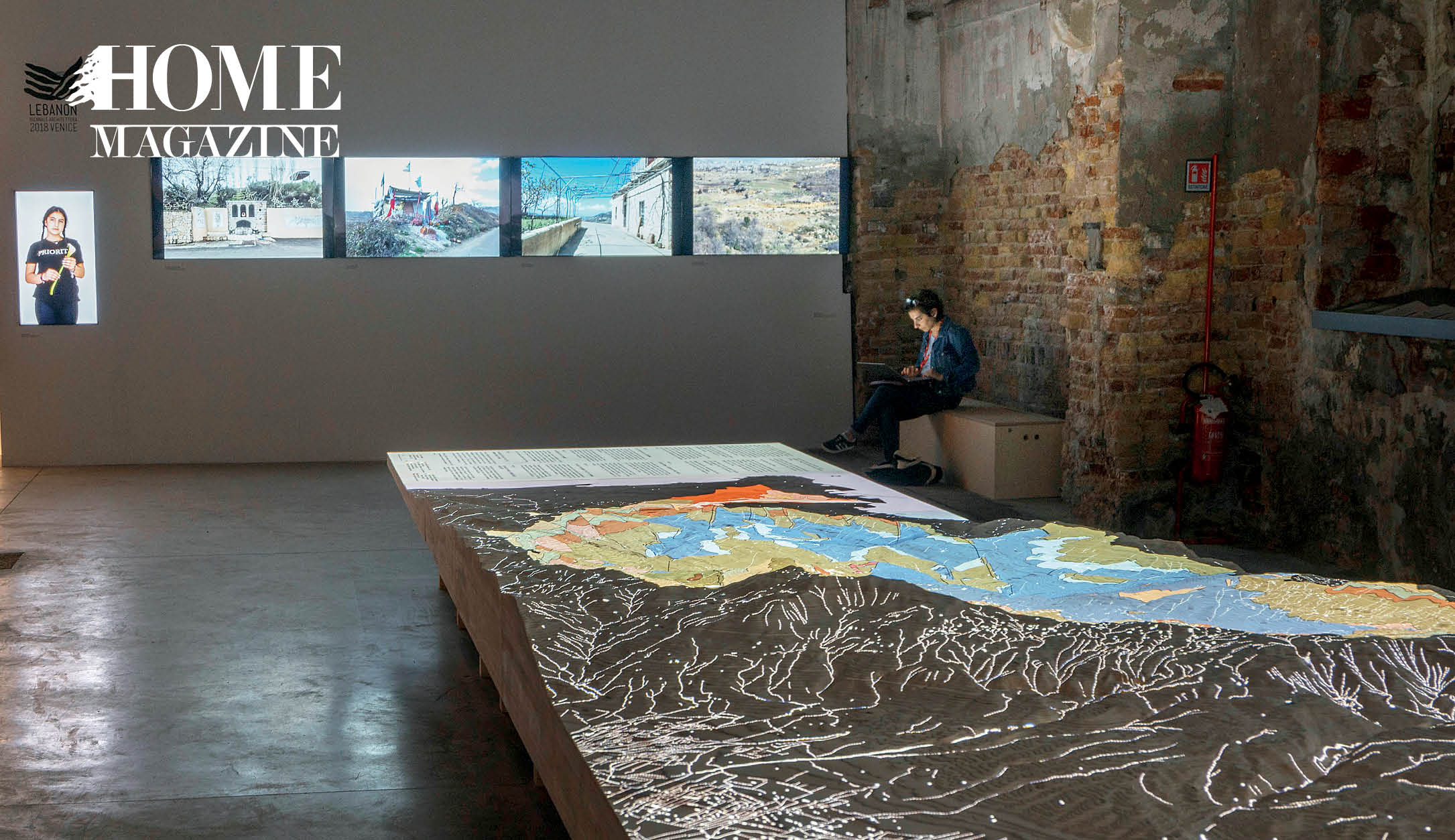Lebanon's Premier at La Biennale Di Venezia Architettura : Into the International Discussion on Architecture