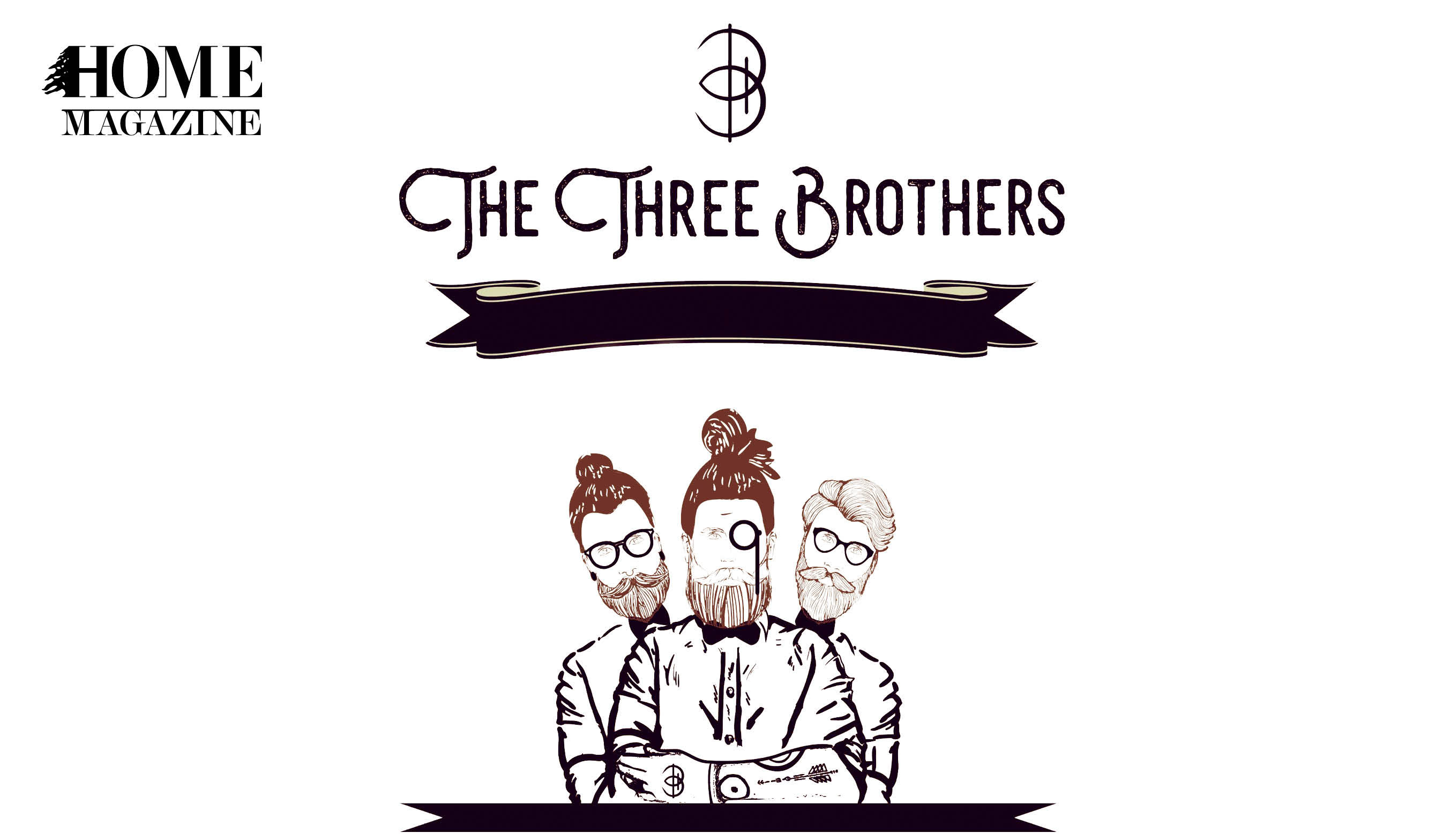 The Three Brothers: Lebanese Gin Pioneers