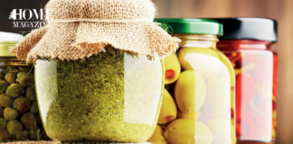 Vegetable jars