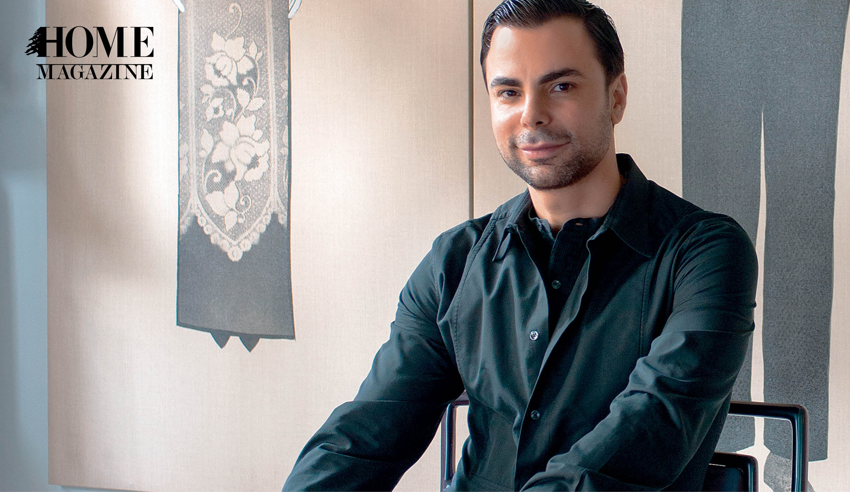 Ramy Boutros: Designing Spaces His Way