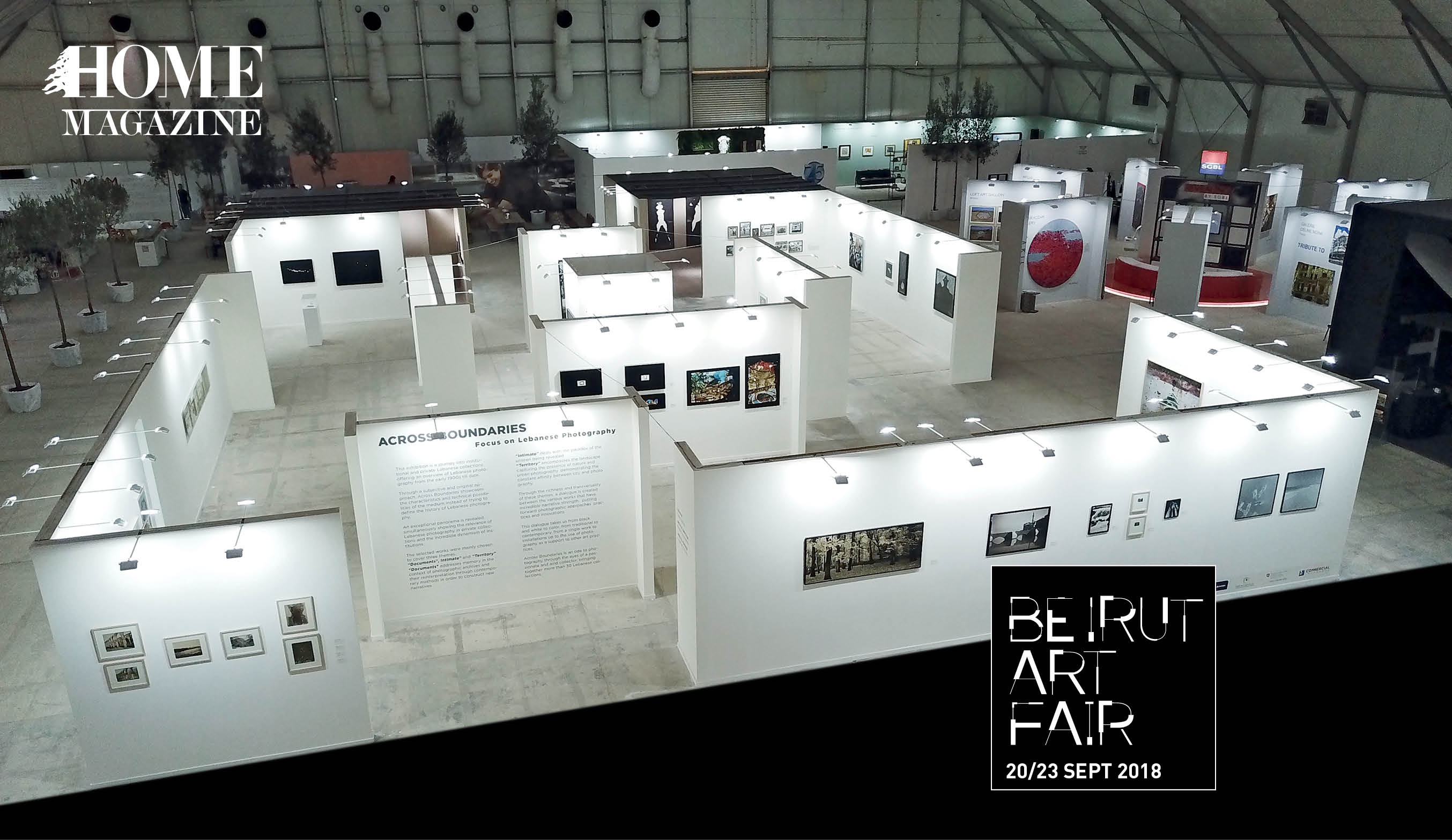 Beirut Art Fair, Across Boundaries