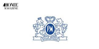 Philip Morris International blue logo