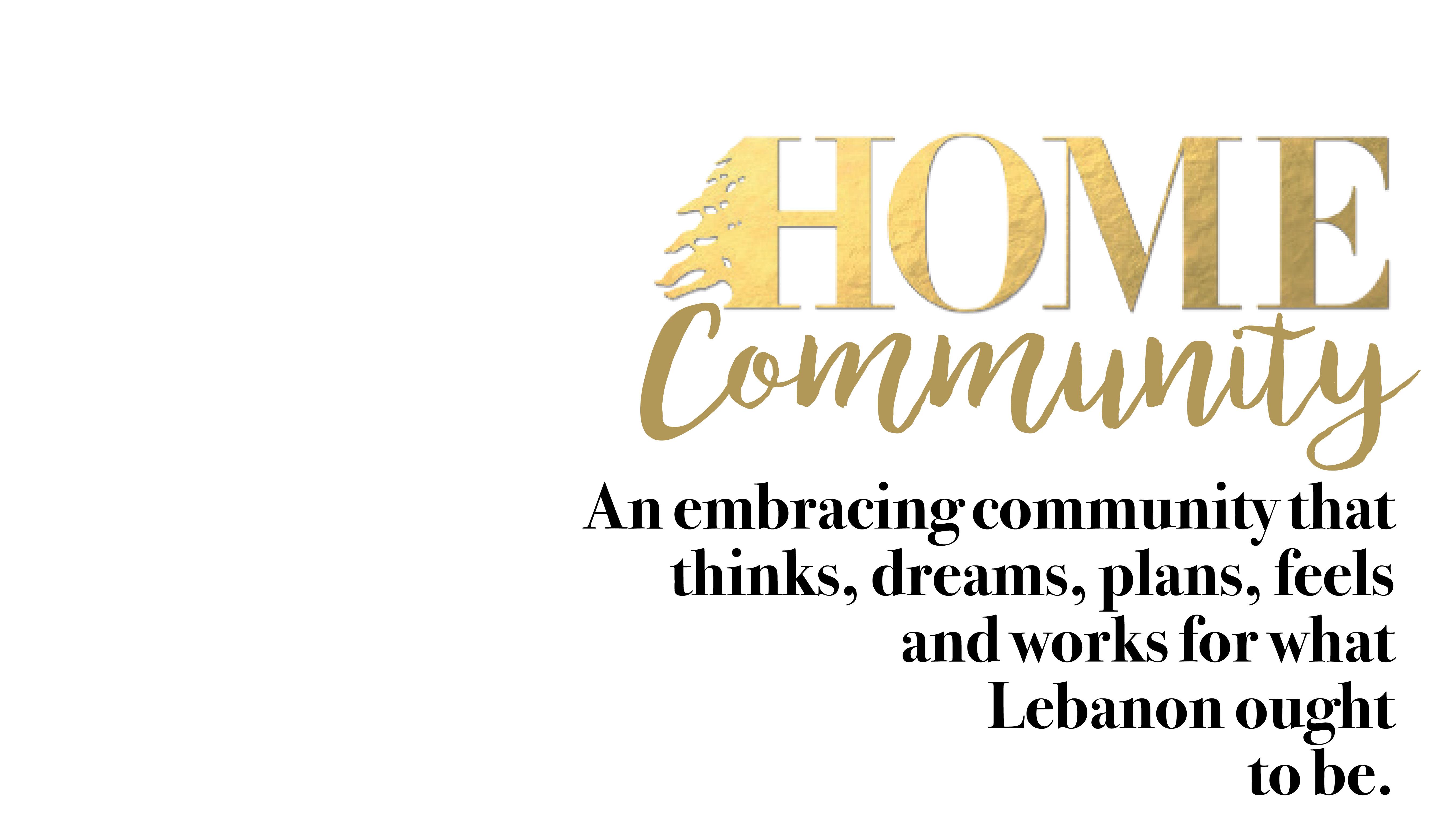 Human Chain Lebanon - #weareone