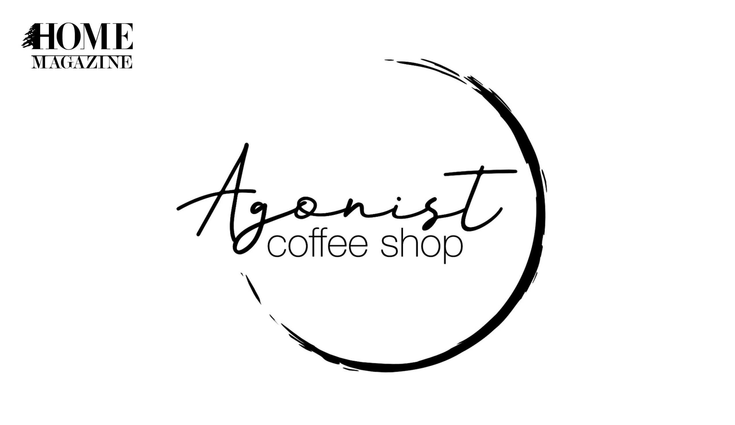Agonist Coffee Shop: Coffee With Heart