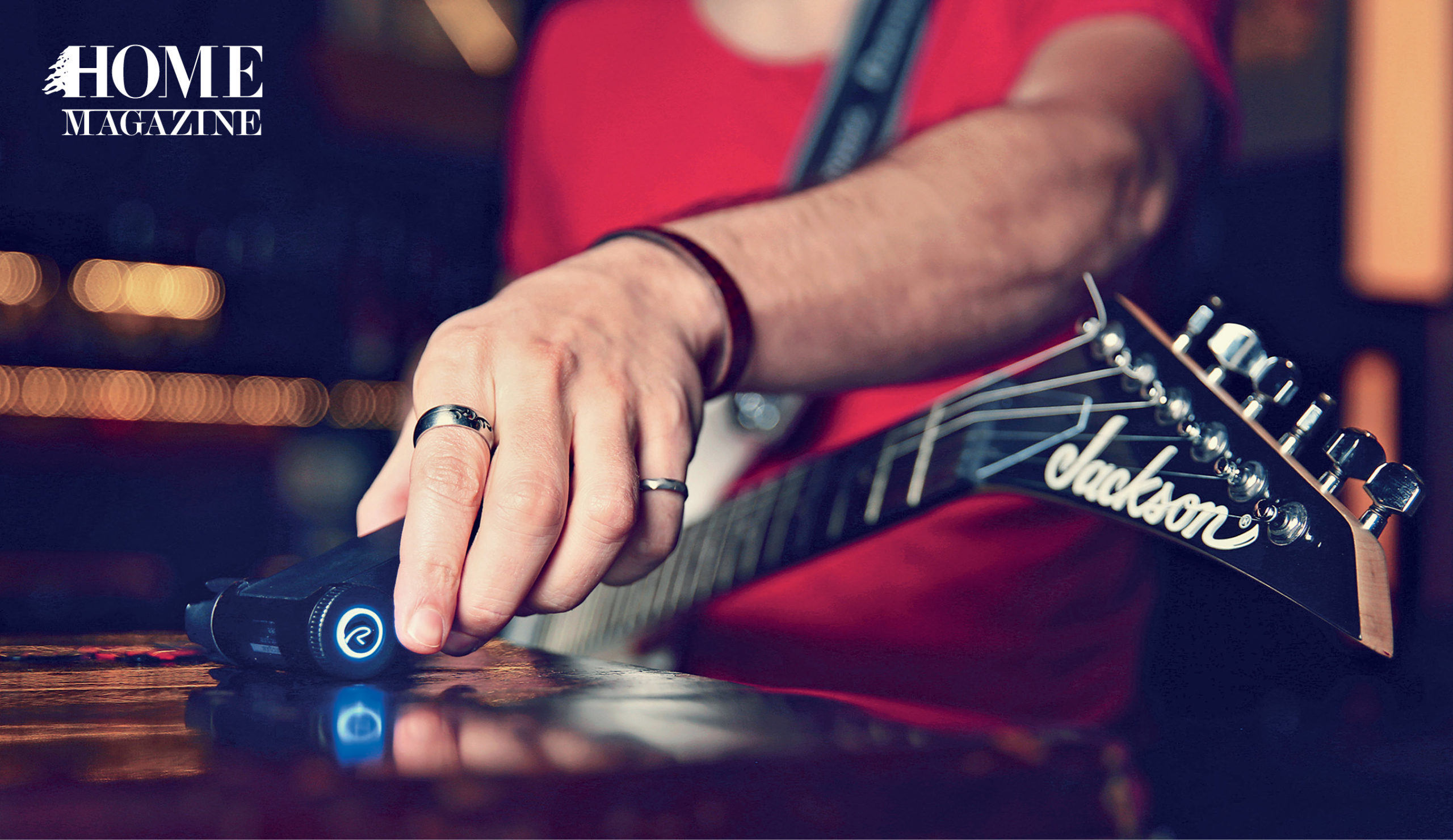 Roadie Tuner: When Music Meets Technology