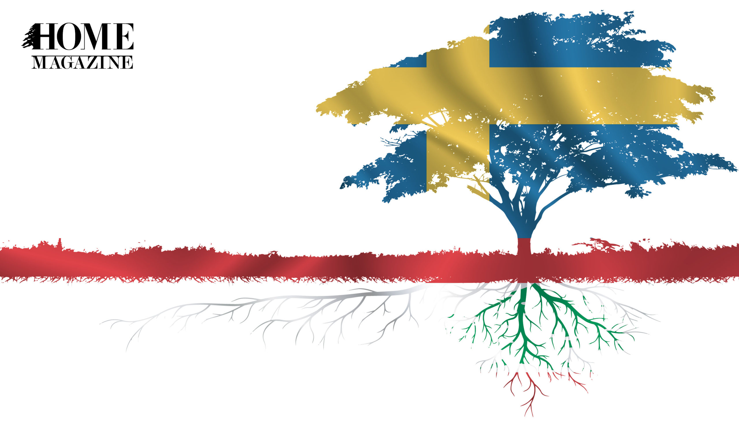 Roots and Routes: A Swedish-Lebanese Tale of Exile and Belonging