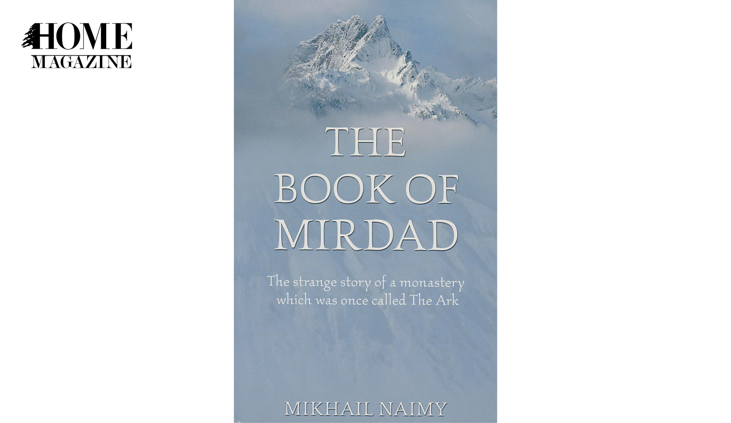 A Book Not to Read: The Book of Mirdad by Mikhail Naimeh