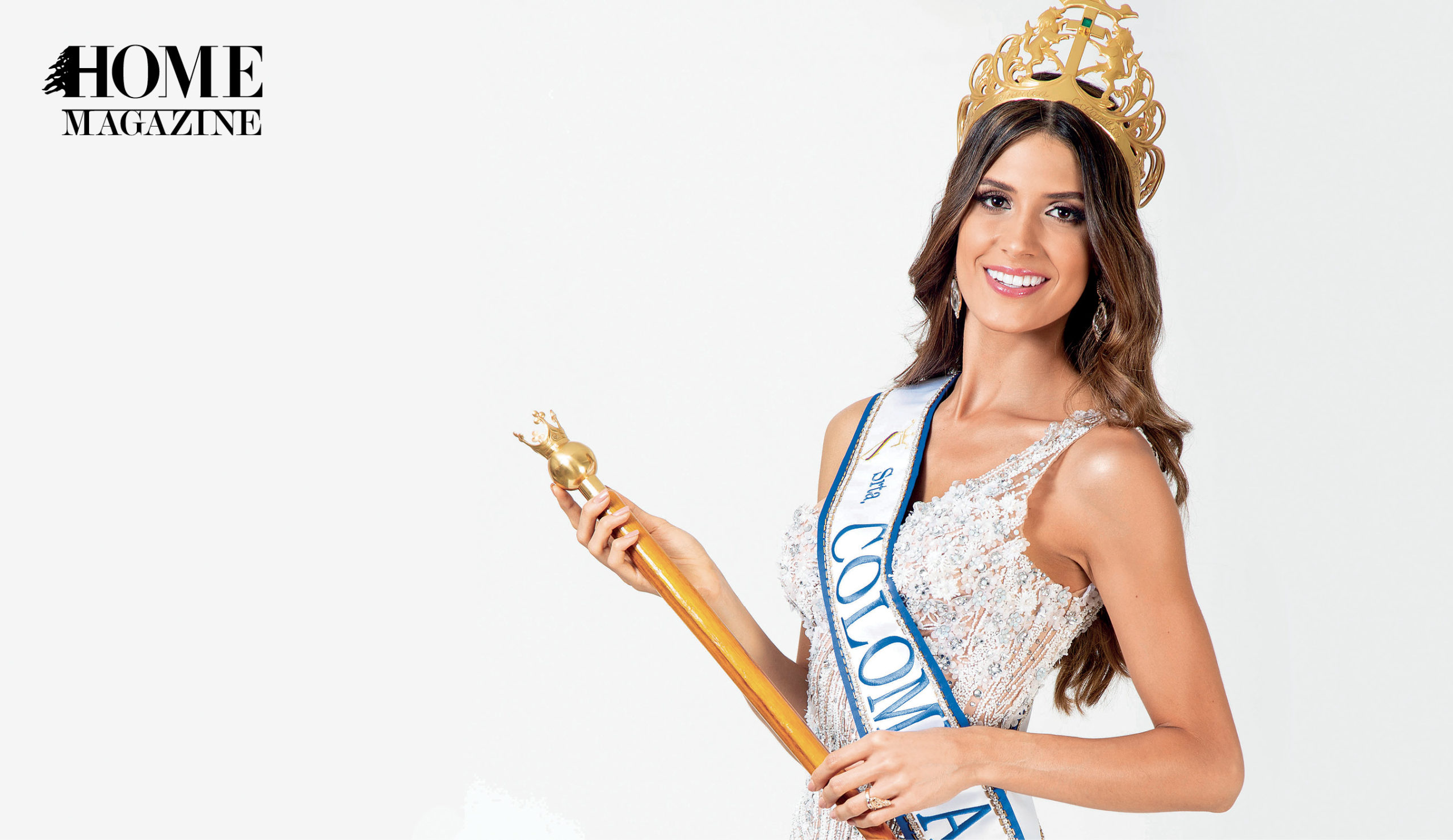 Gabriela Tafur Náder: Colombia's Beauty Queen with Lebanese Origins