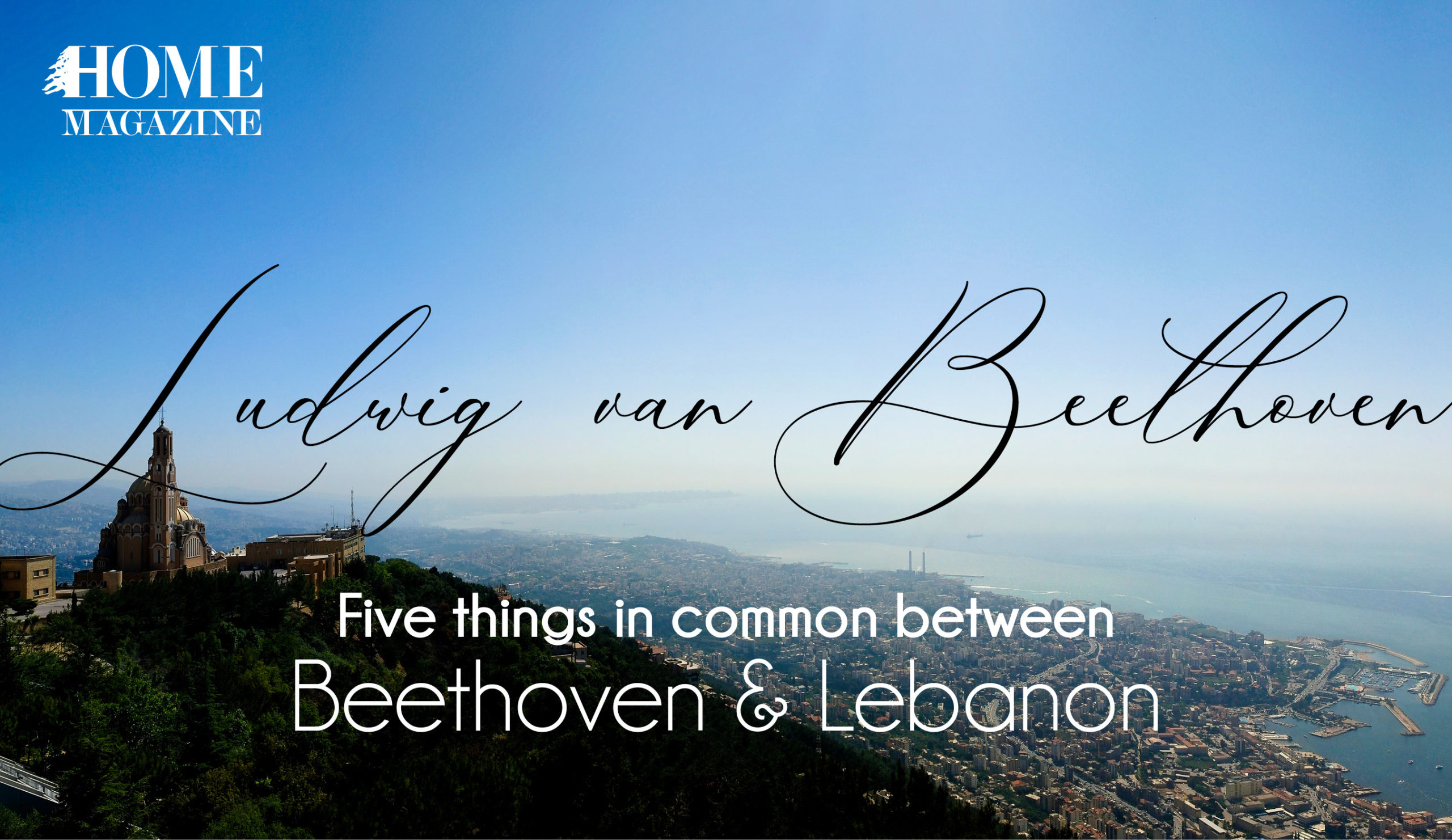 Five Things in Common Between Beethoven and Lebanon