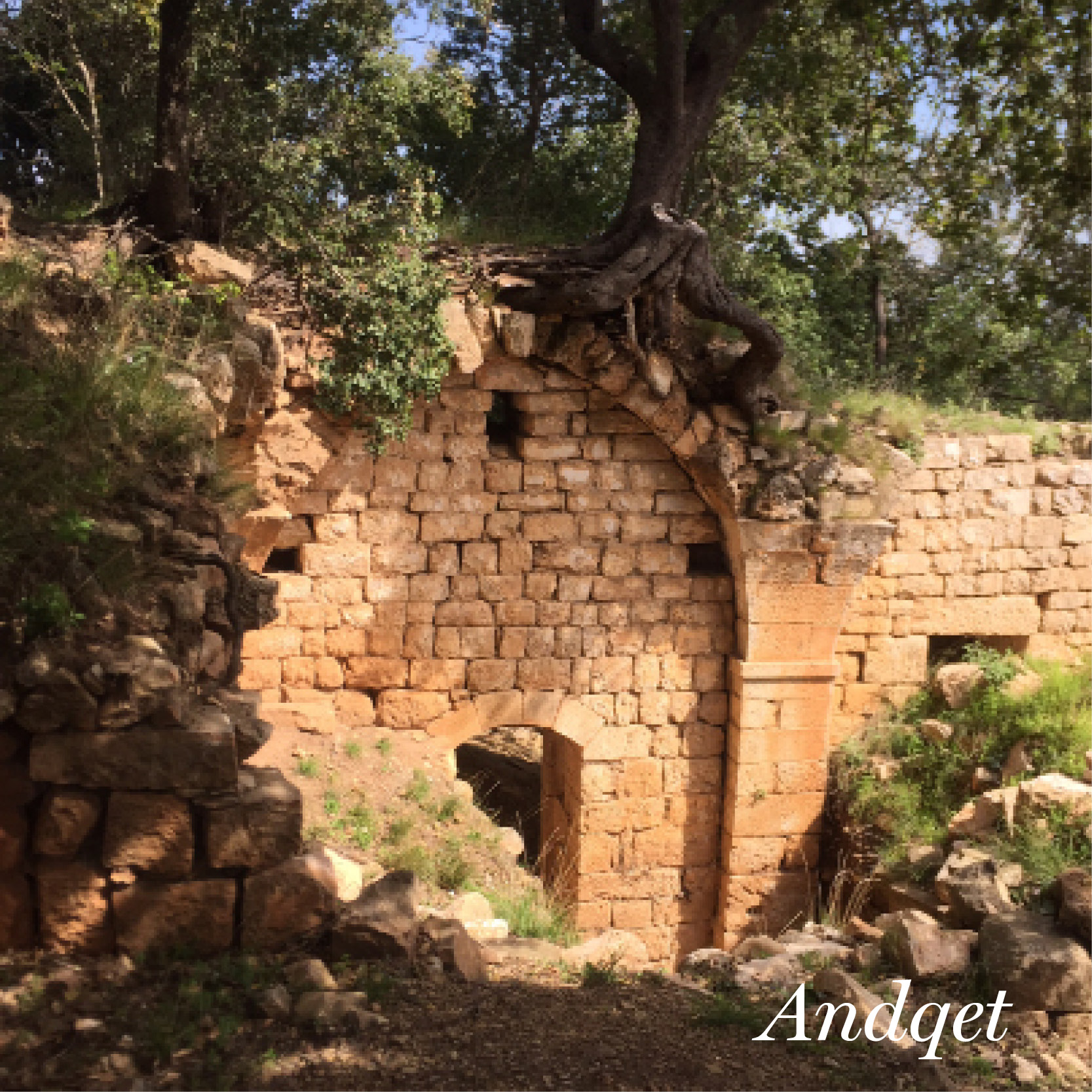 Andqet village