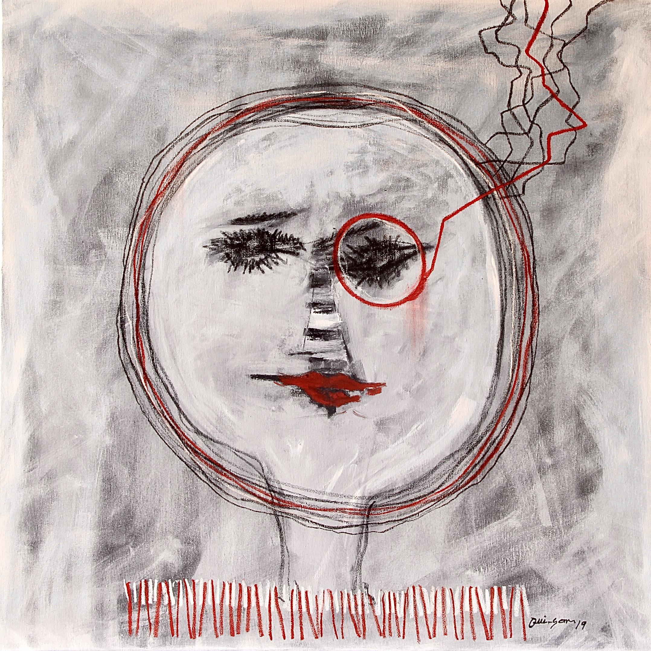 Rethinking Monalisa Painting